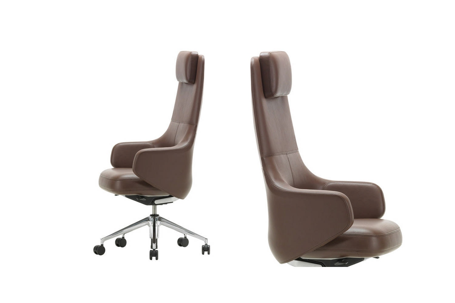 Grand Executive Highback Chair by Antonio Citterio for Vitra