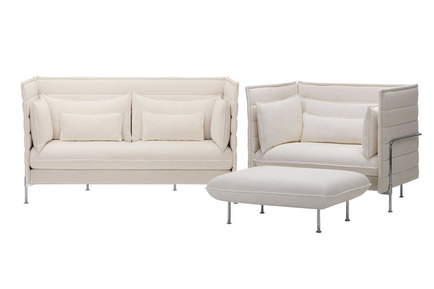 Alcove Sofa By Ronan & Erwan Bouroullec For Vitra