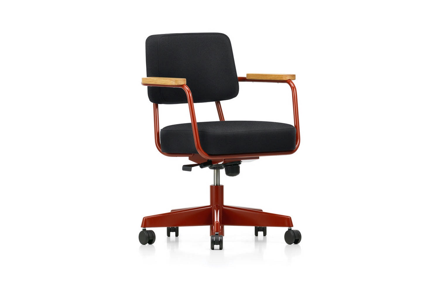 Fauteuil Direction Pivotant Chair by Jean Prouve for Vitra