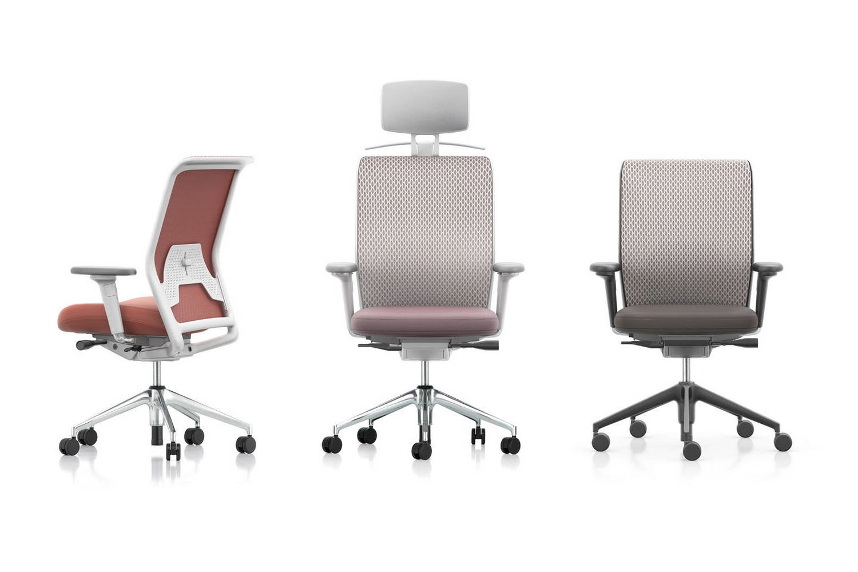 ID Mesh Chair by Antonio Citterio for Vitra