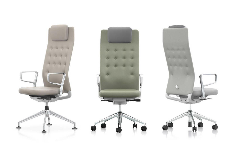 ID Trim L Chair by Antonio Citterio for Vitra