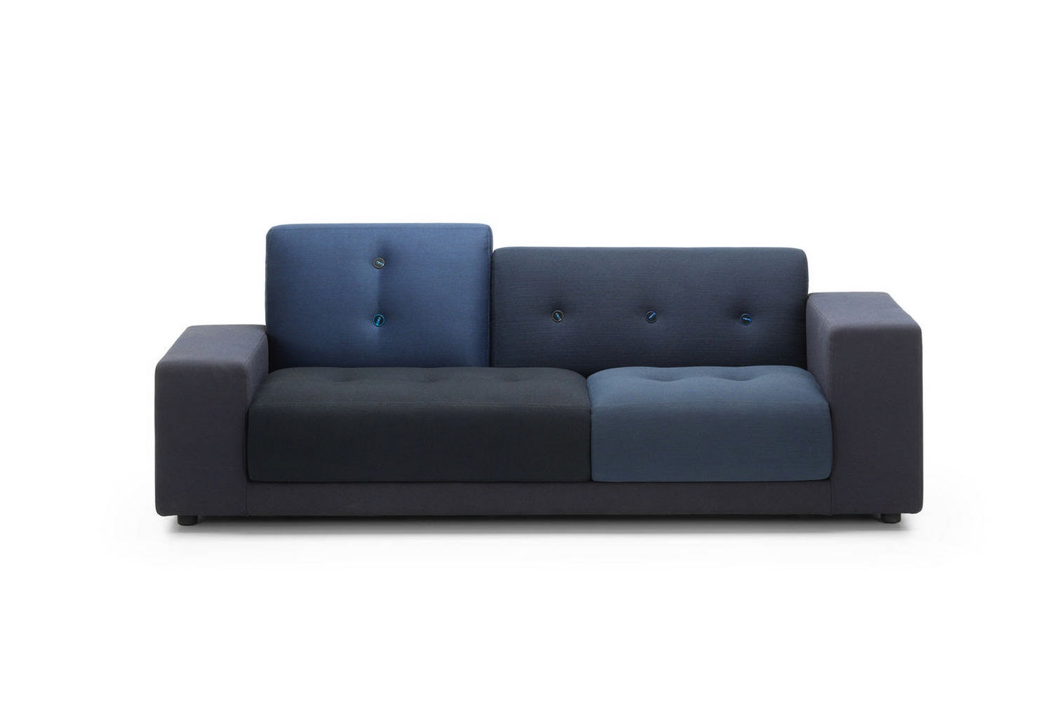 Polder Compact Sofa by Hella Jongerius for Vitra
