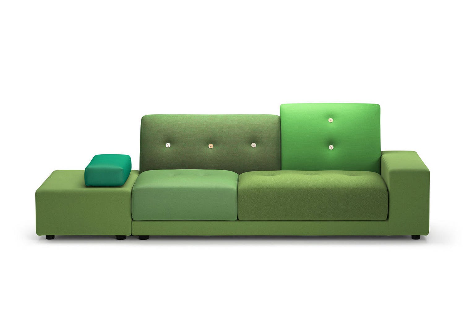 Polder Sofa By A Jongerius For Vitra