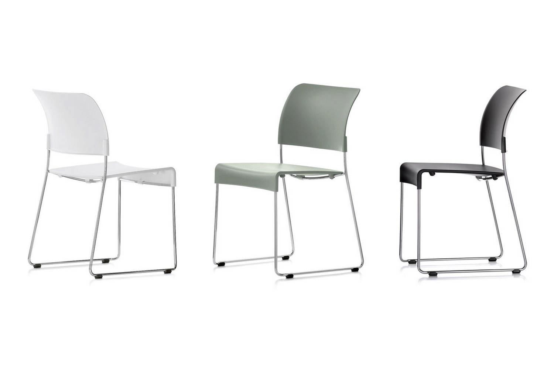 SIM Chair by Jasper Morrison for Vitra