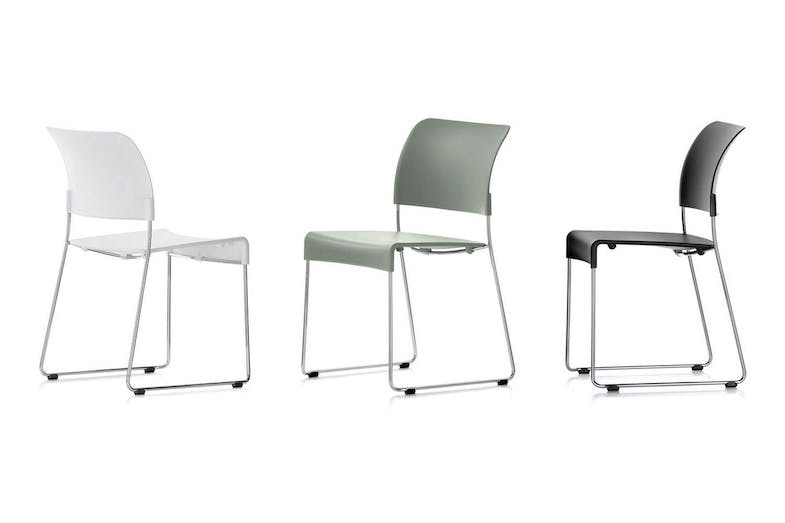 SIM Chair by Jasper Morrison for Vitra