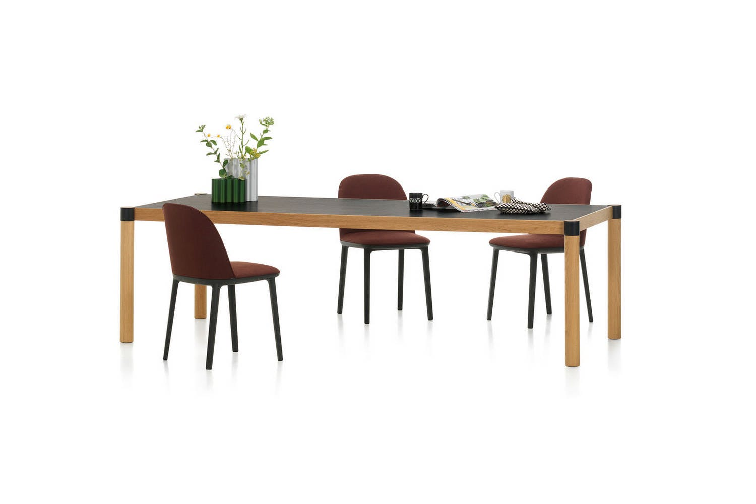 Cyl Table By Ronan Erwan Bouroullec For Vitra Space Furniture