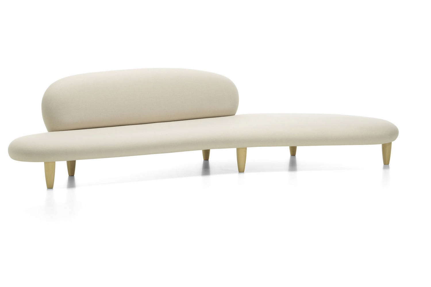 Freeform Sofa by Isamu Noguchi for Vitra