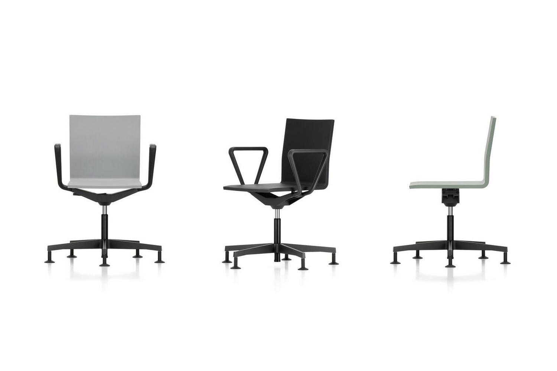 .04 Chair with Arms on Castors by Maarten van Severen for Vitra