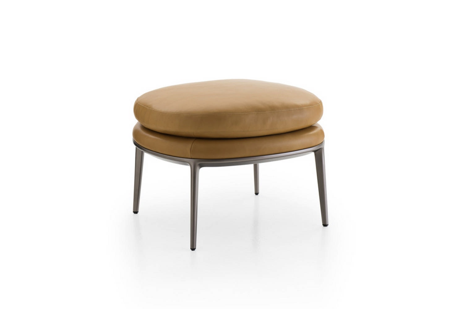 Caratos Ottoman by Antonio Citterio for Maxalto
