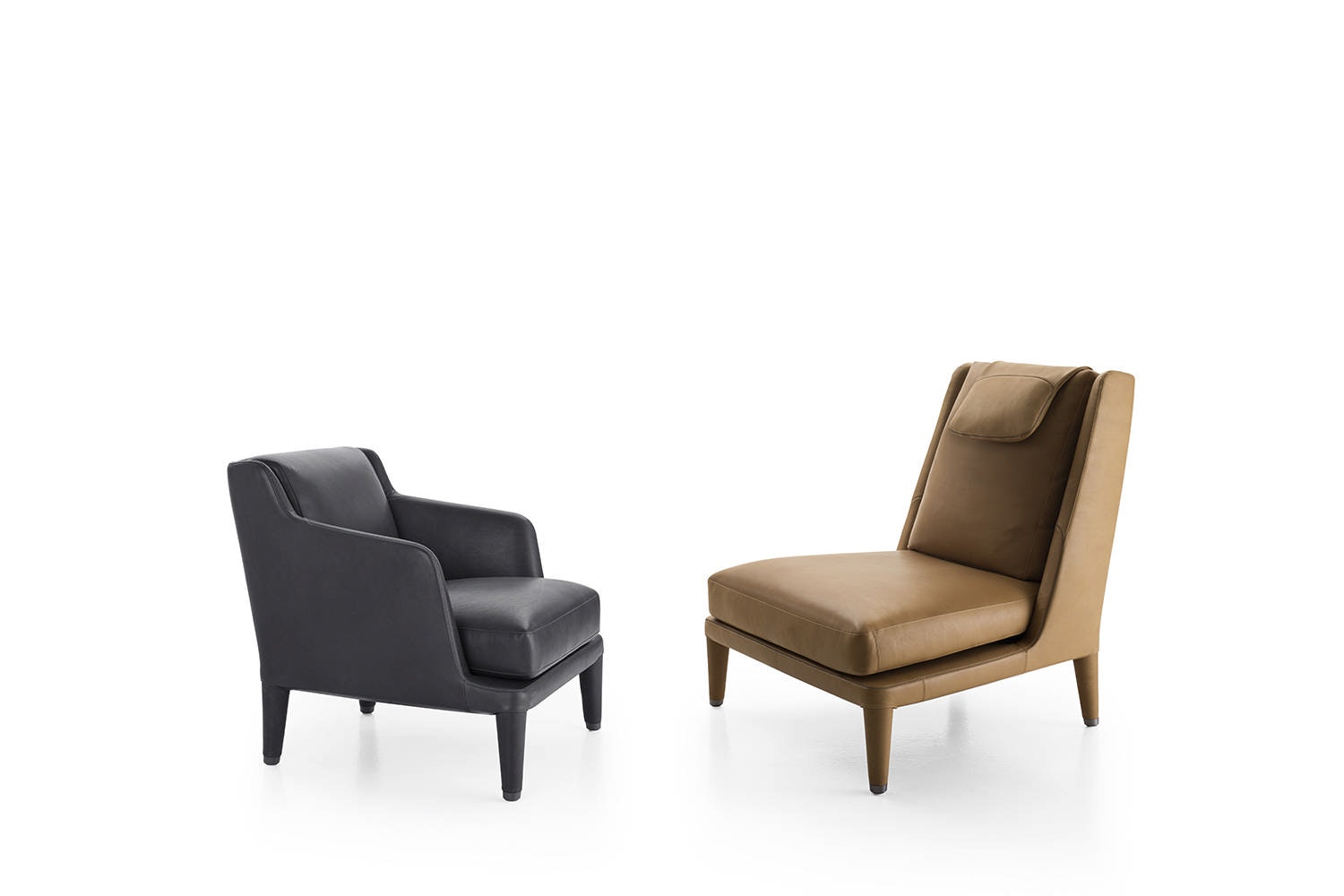 Nidus Armchair by Antonio Citterio for Maxalto
