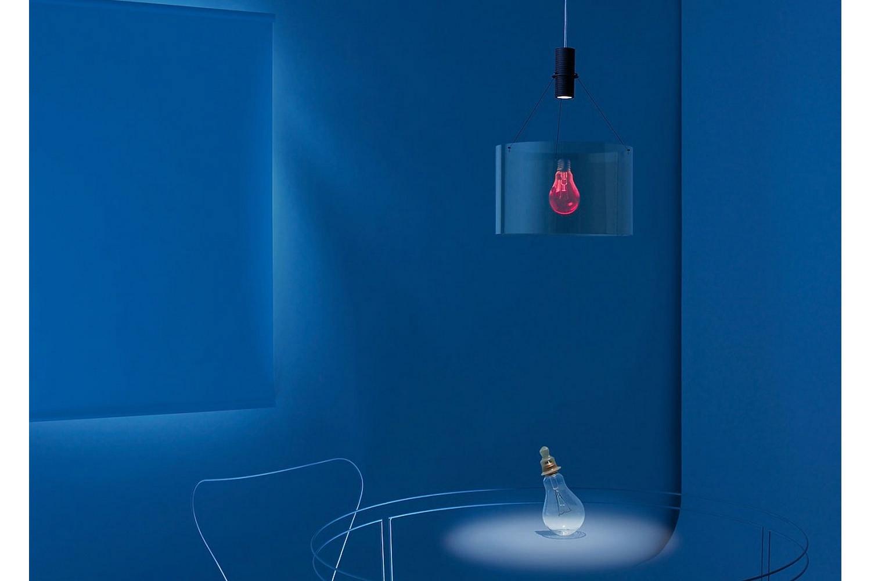 Eddie's Son Suspension Lamp by Ingo Maurer und Eckhard Knuth for Ingo Maurer