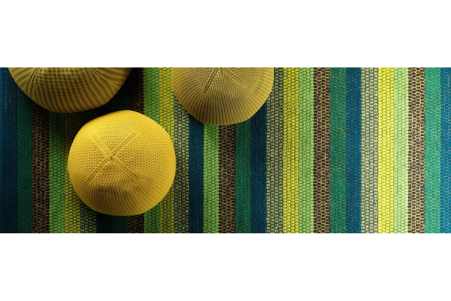 Happy Woven Rug by Gunilla Lagerhem Ullberg for Kasthall