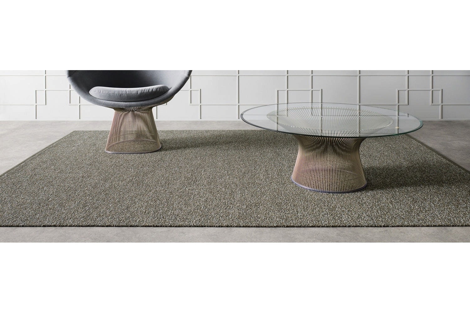 Esther Woven Rug by Gunilla Lagerhem Ullberg for Kasthall