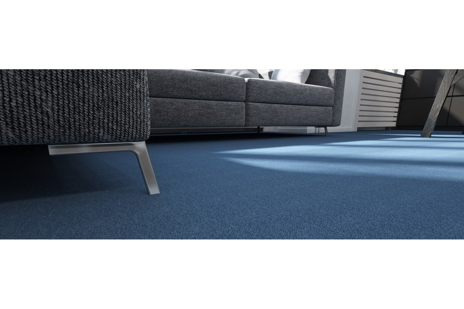 Maja Tufted Wall-to-Wall Carpet by Kasthall