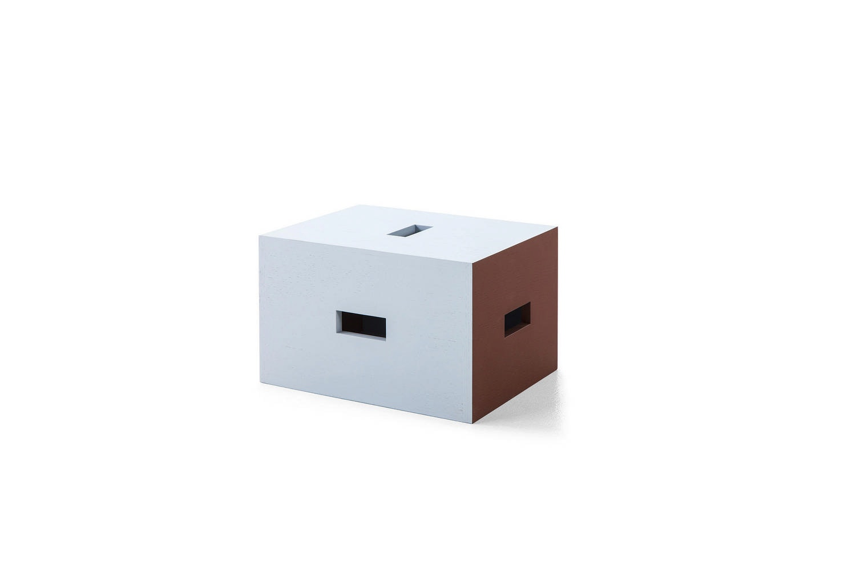 LC14 Tabouret Nantes Reze Stool by Le Corbusier for Cassina