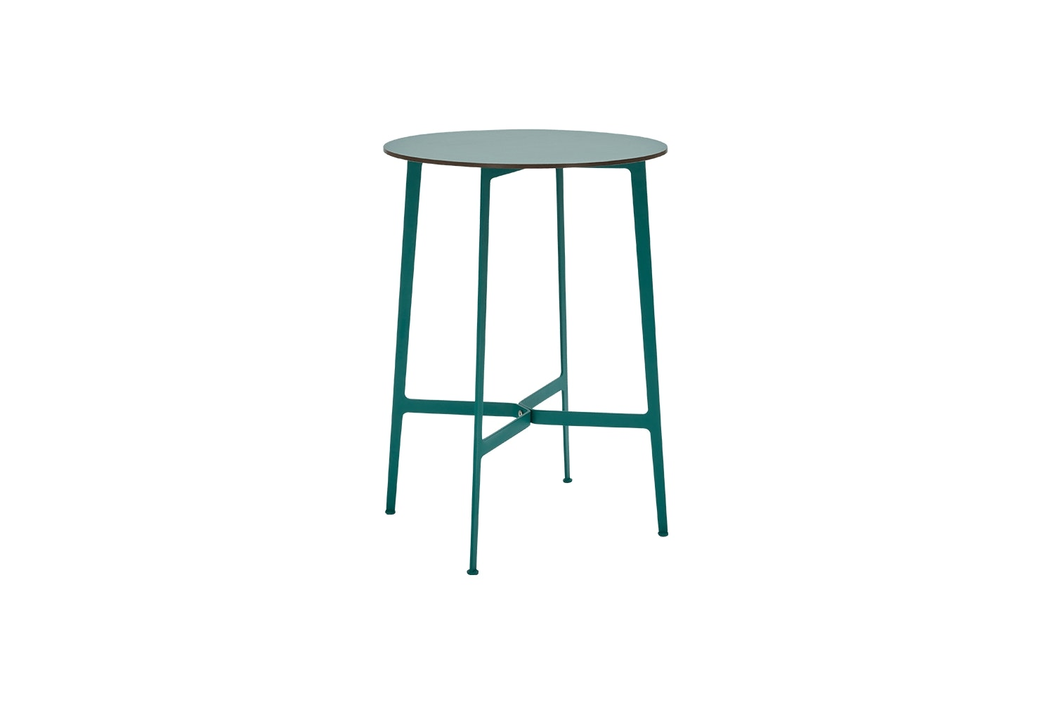 Eileen Circular High Bar Table by Tom Fereday for SP01