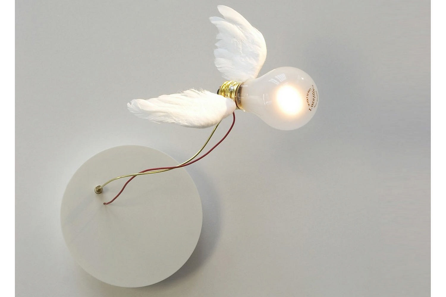 Lucellino NT Wall Lamp by Ingo Maurer for Ingo Maurer