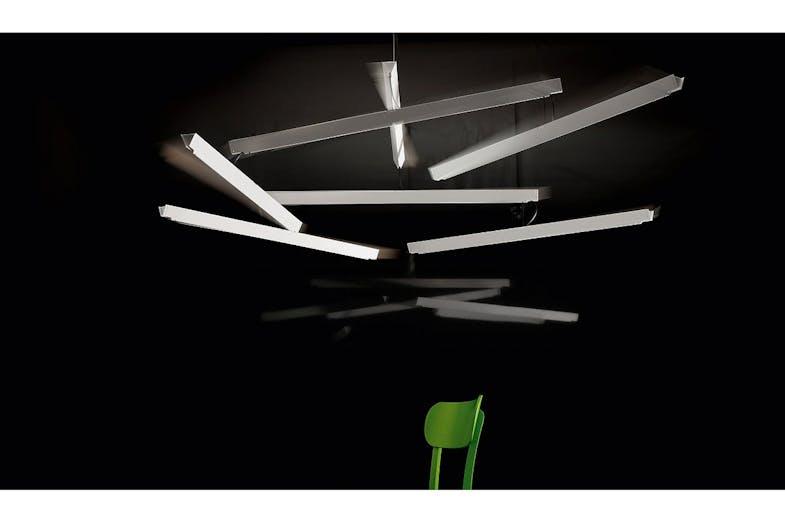 Manoman Suspension Lamp By Ingo Maurer Und Team For Ingo