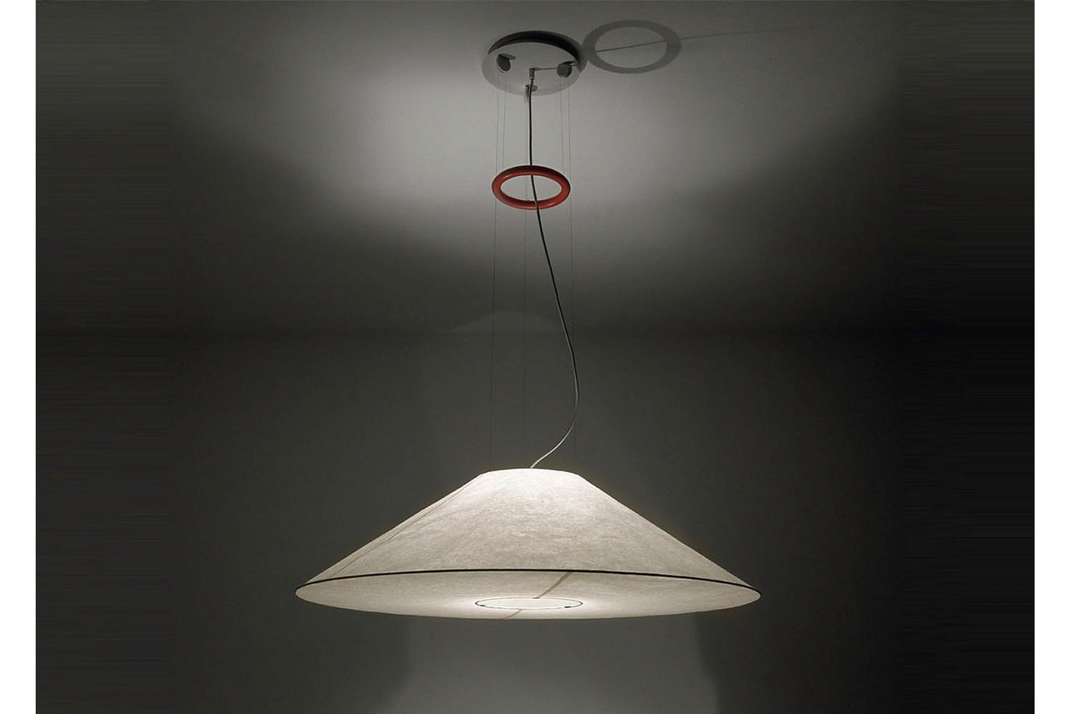 Maru Suspension Lamp by Ingo Maurer for Ingo Maurer