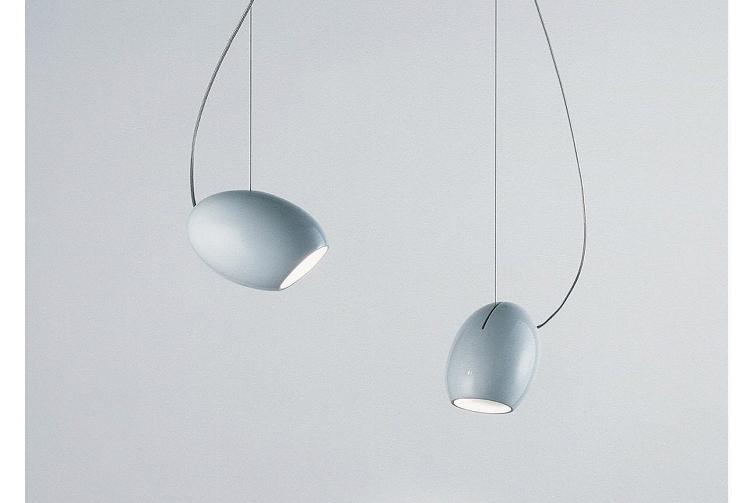 Off Off Suspension Lamp by Ingo Maurer und Team for Ingo Maurer