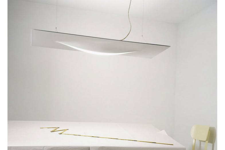 Schlitz LED Suspension Lamp by Ingo Maurer for Ingo Maurer