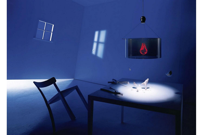 Wo Bist Du Edison Suspension Lamp By Ingo Maurer