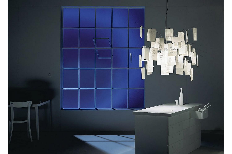 Zettelz 5 Suspension Lamp By Ingo Maurer For Ingo Maurer Space