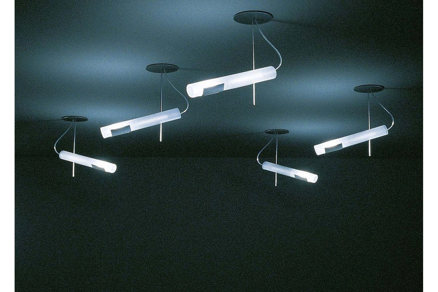 Zuuk Ceiling Lamp by Ingo Maurer for Ingo Maurer