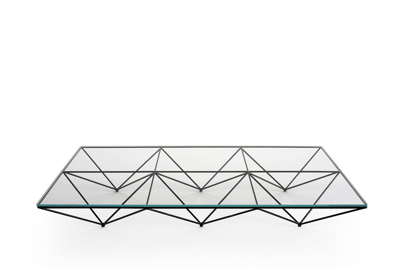 Design Paolo Piva.Alanda 18 Rectangular Coffee Table