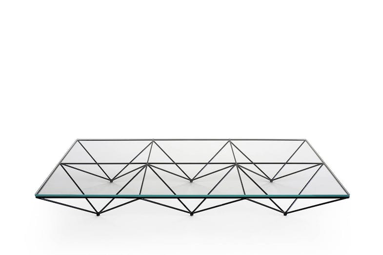 Alanda '18 Coffee Table by Paolo Piva for B&B Italia