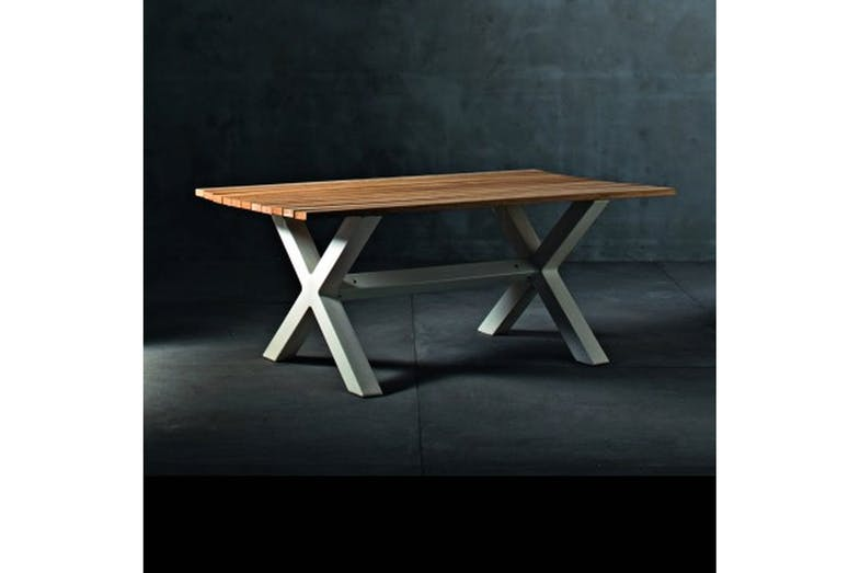 Banquete Table by Calvi & Brambilla for Serralunga