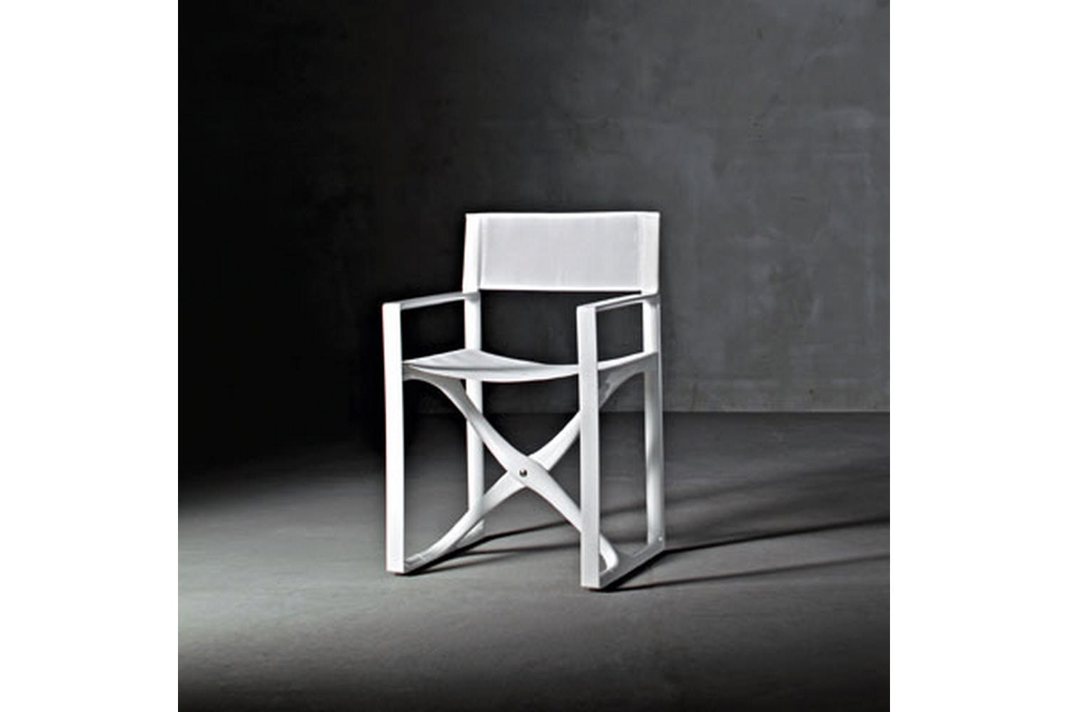 Regista T17 Chair with Arms by Michel Boucquillon for Serralunga