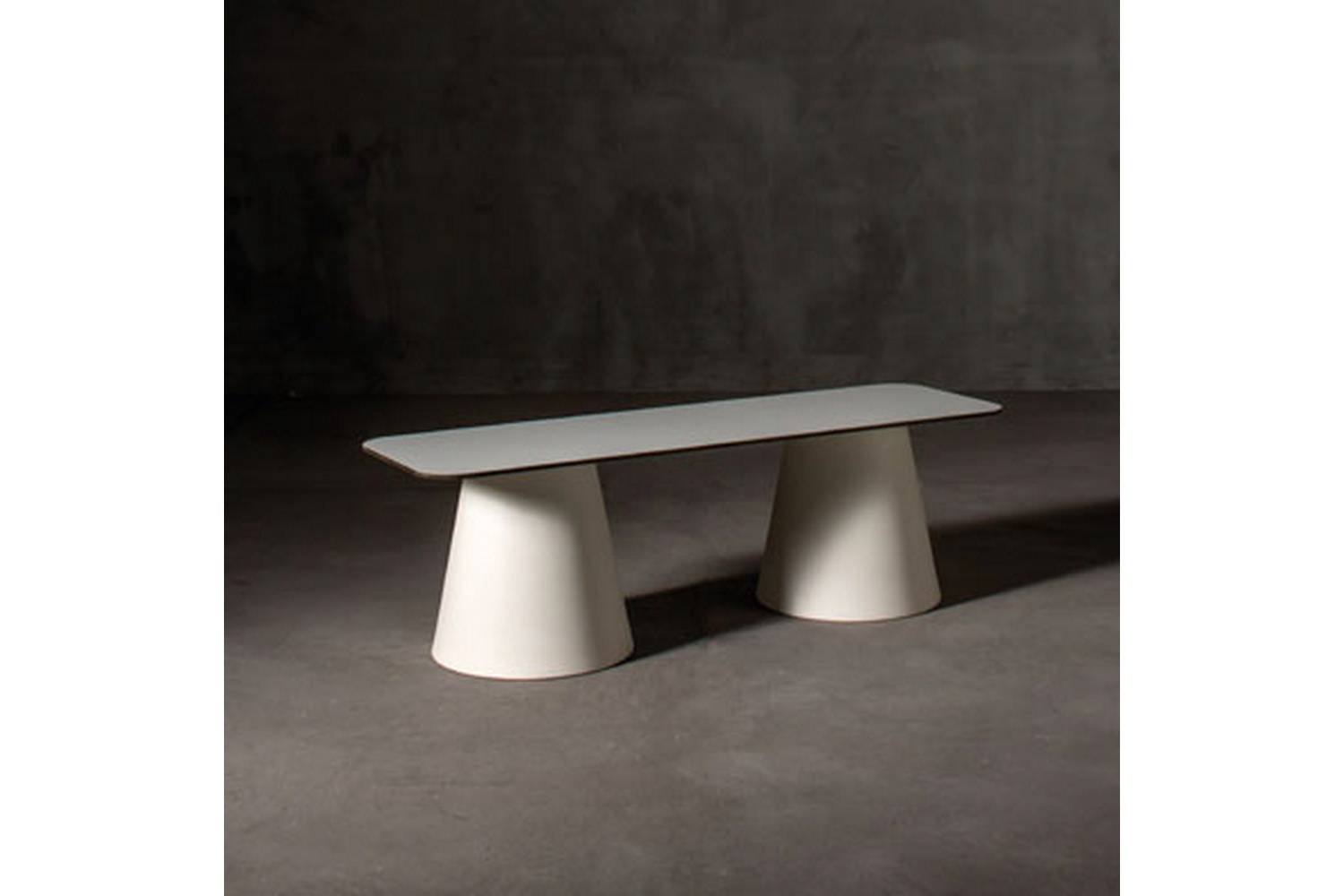 LouLou Bench by Raffaella Mangiarotti for Serralunga
