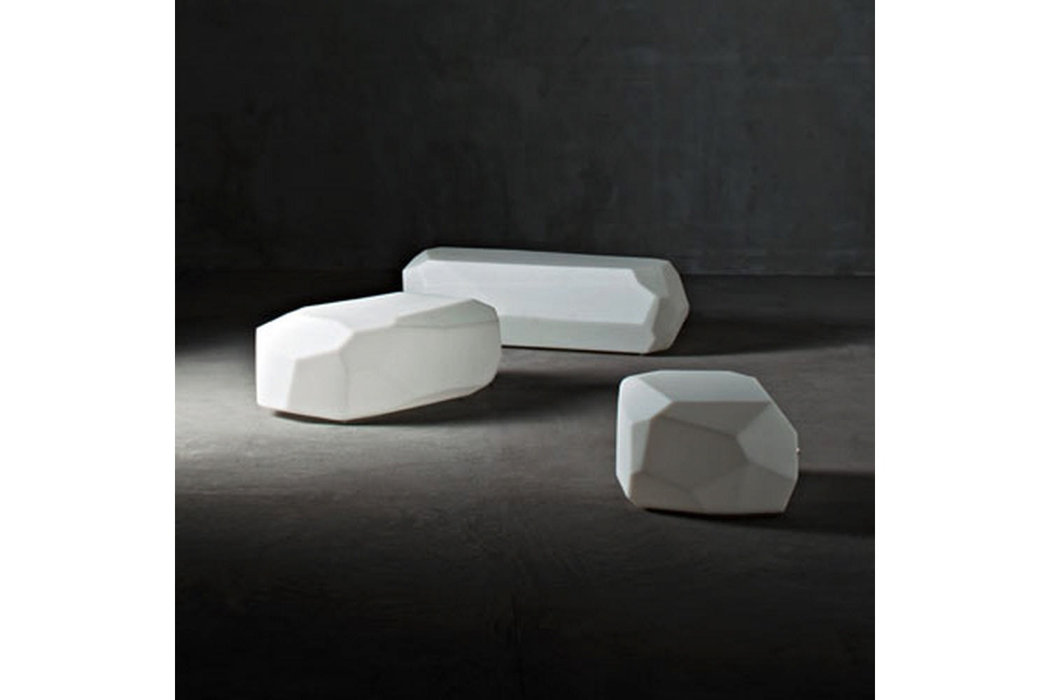 Meteor Coffee Table by Arik Levy for Serralunga