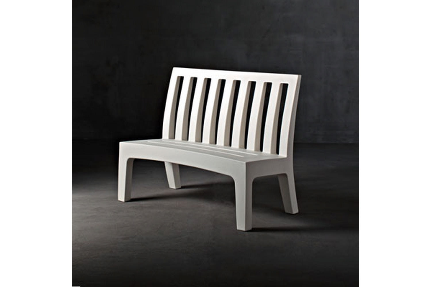Romeo Bench by Paolo Rizzatto for Serralunga