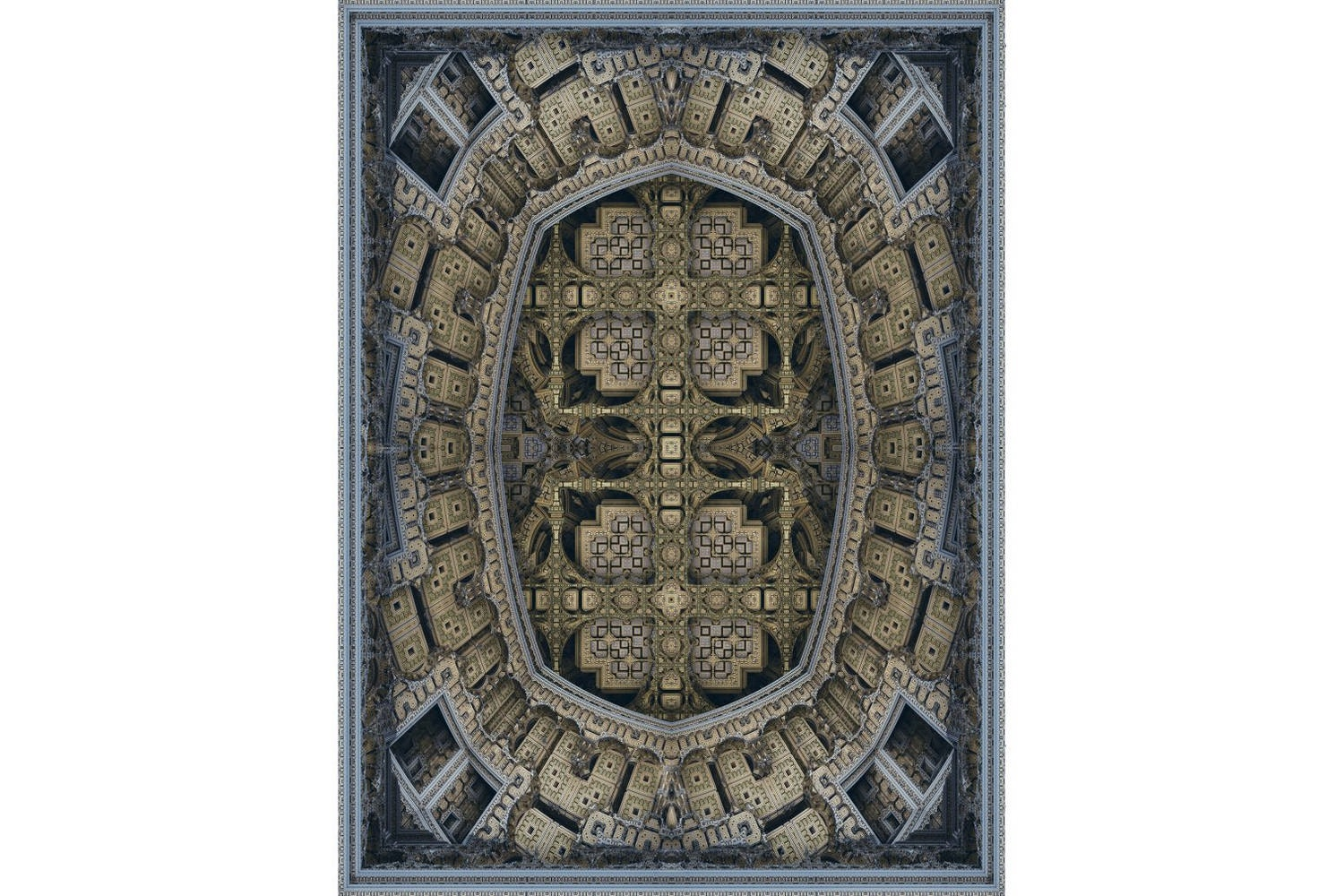 Studies for a Mosque #075 Rug by Marcel Wanders for Moooi Carpets