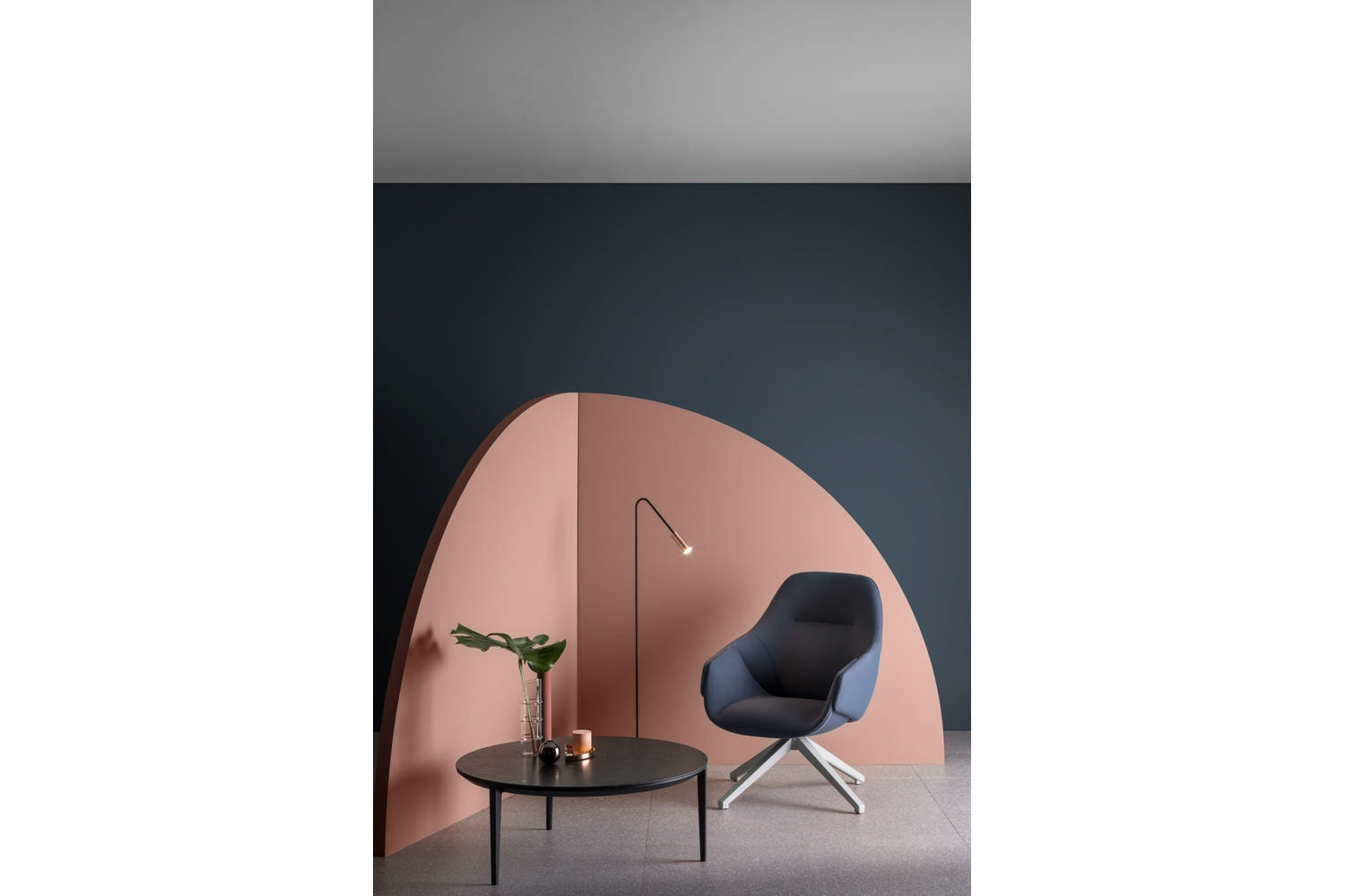 Anita Highback Armchair by Metrica for SP01