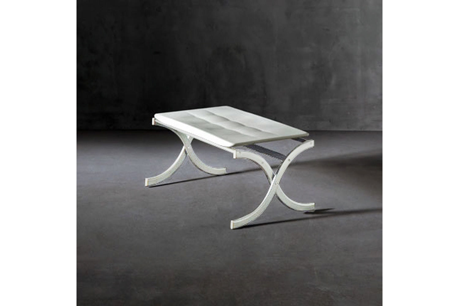 Barcelonina Bench by Deepdesign for Serralunga
