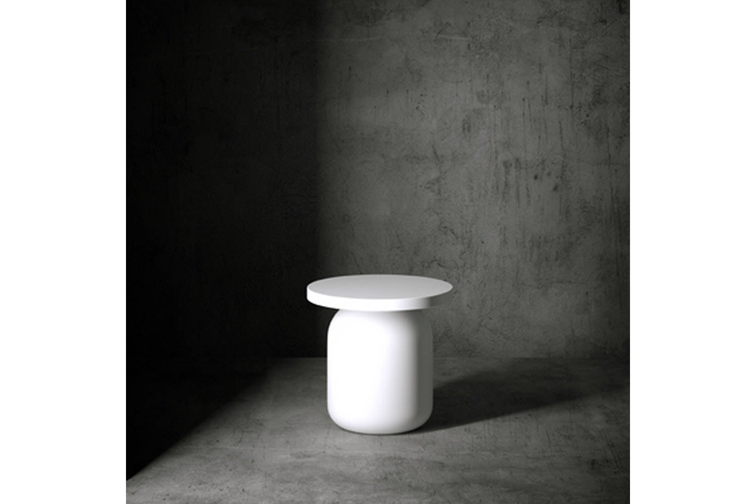 Juju Side Table by Garth Roberts for Serralunga