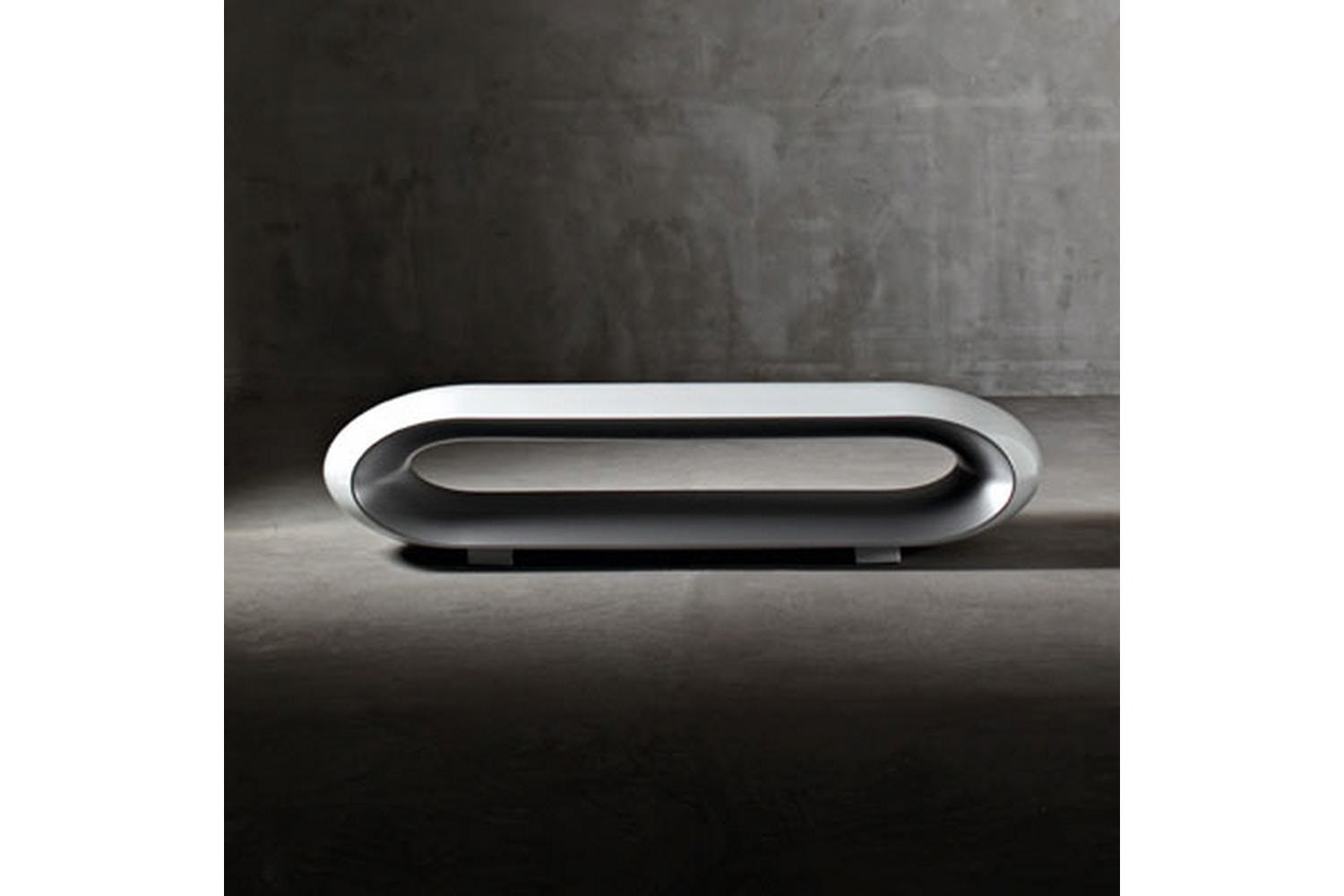 Loop Bench by Christophe Pillet for Serralunga