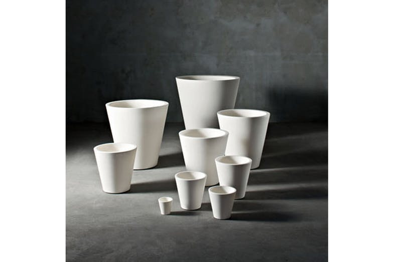 New Pot Family by Paolo Rizzatto for Serralunga