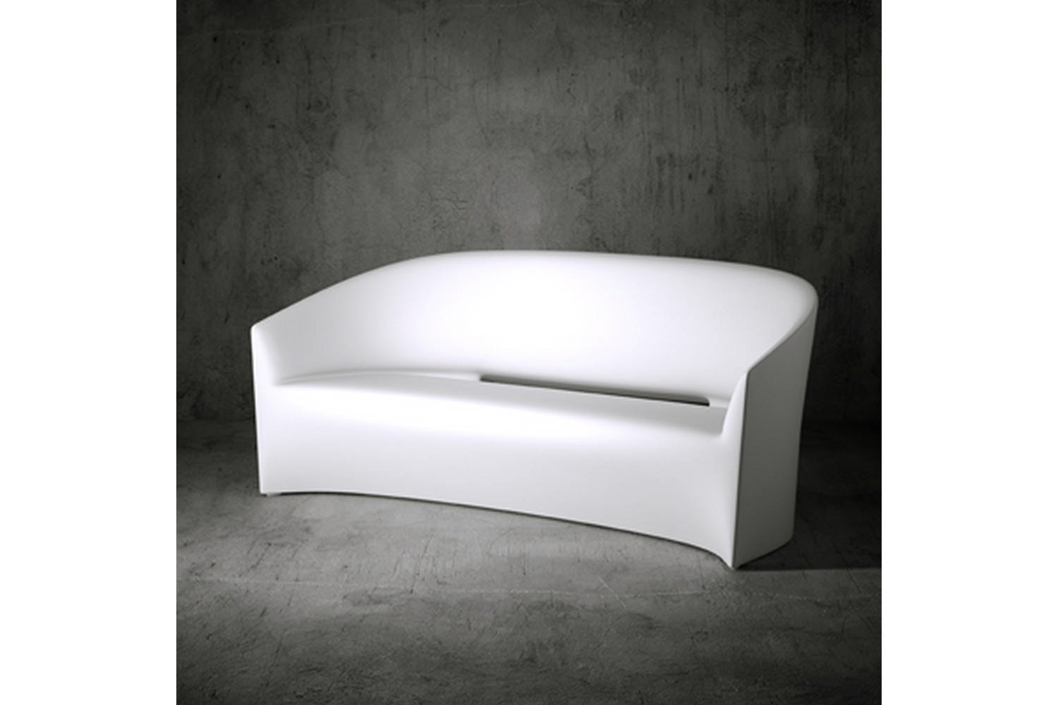 Pine Beach Sofa by Christophe Pillet for Serralunga