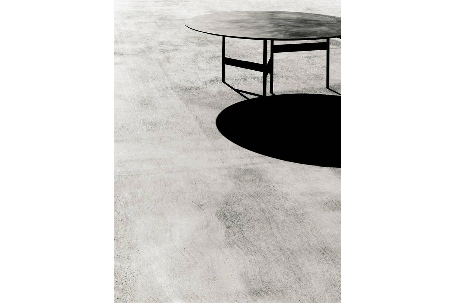 Notes Outdoor Table by Massimo Mariani for Living Divani