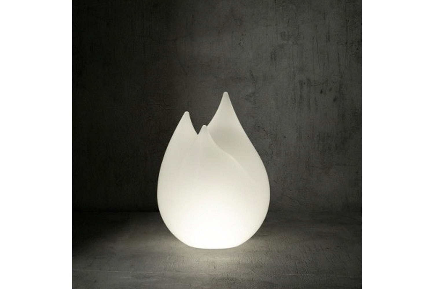 Flame Floor Lamp by Sebastian Bergne for Serralunga