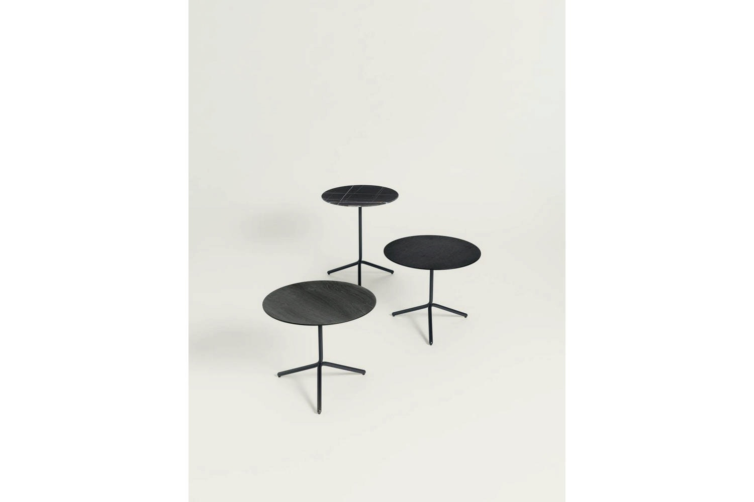 Kiwi Side Table by Keiji Takeuchi for Living Divani
