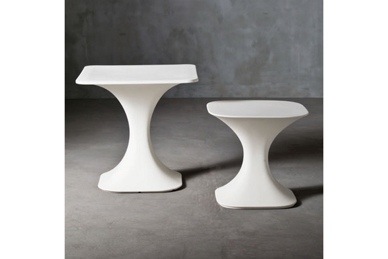 Milo Side Table by Aquili Alberg for Serralunga