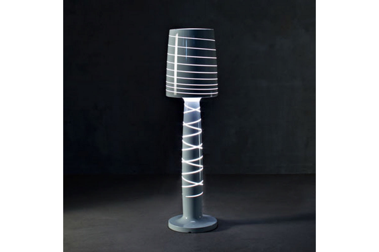 Miss Jane Floor Lamp by Marc Sadler for Serralunga