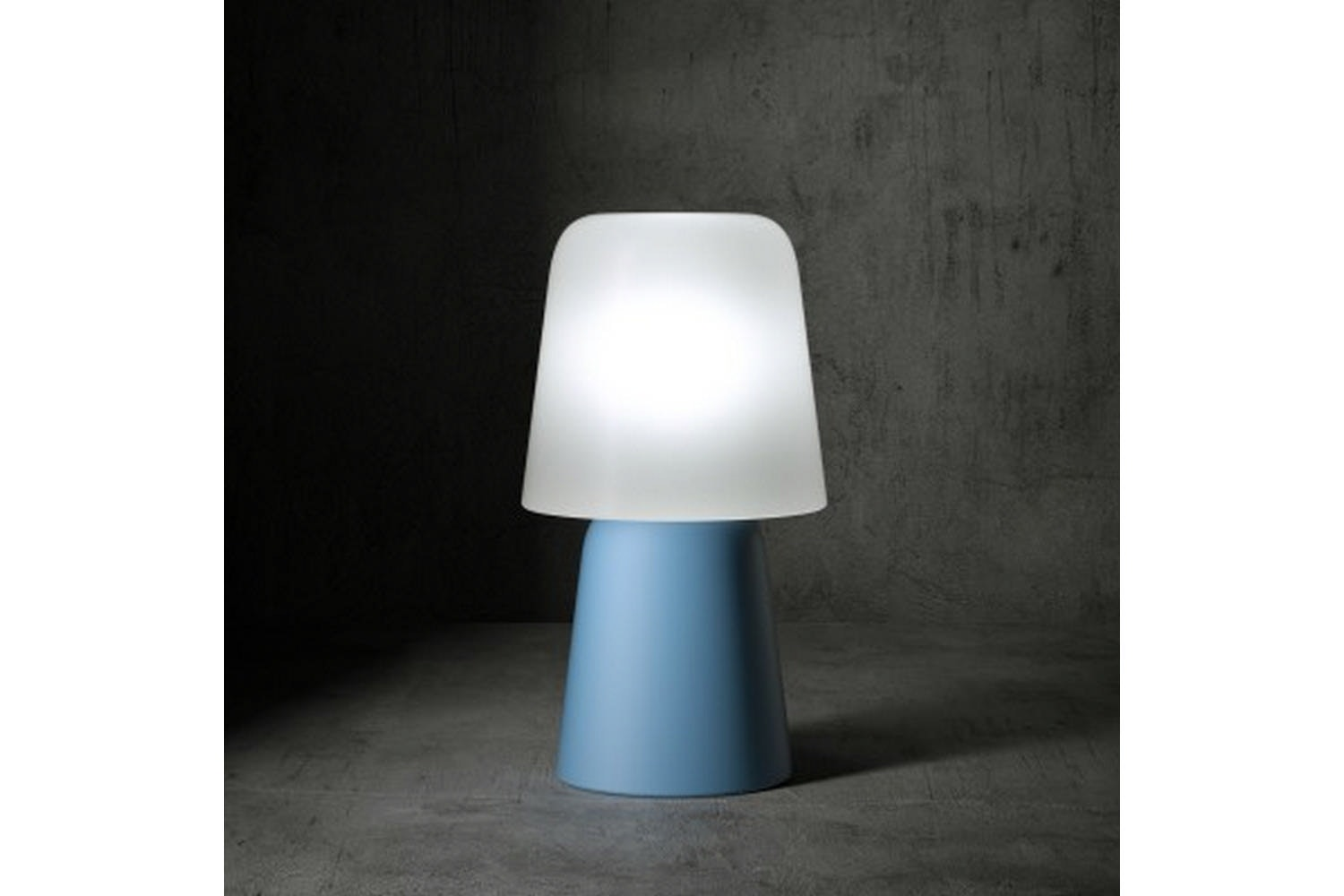 Pic Nic Floor Lamp by Joan Gaspar for Serralunga