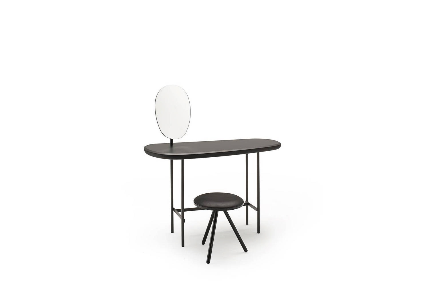 Pebble Vanity by Lanzavecchia + Wai for Living Divani