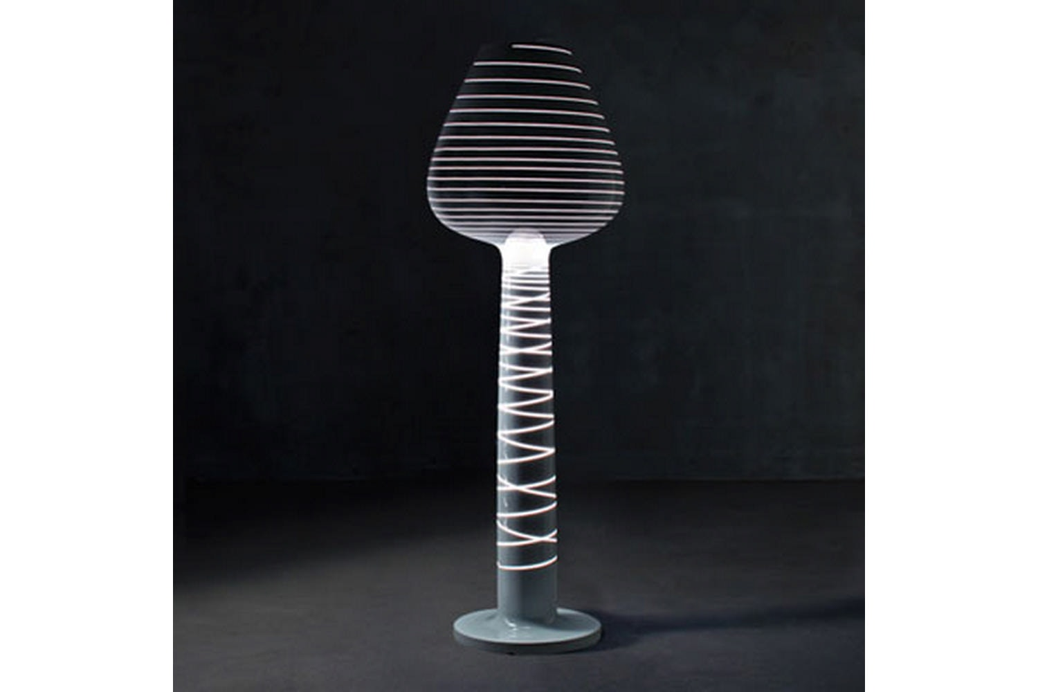 Lady Mary Floor Lamp by Marc Sadler for Serralunga